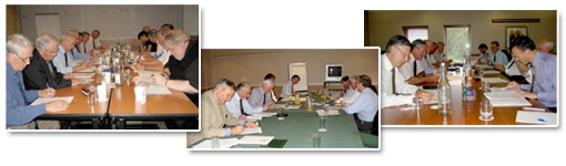 A selection of photos taken from the Monitor's Regional Meetings