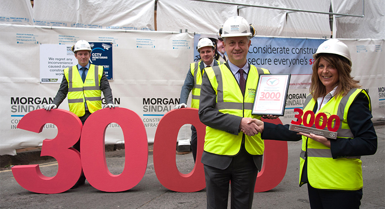 Morgan Sindall 3000