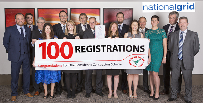 National Grid 100