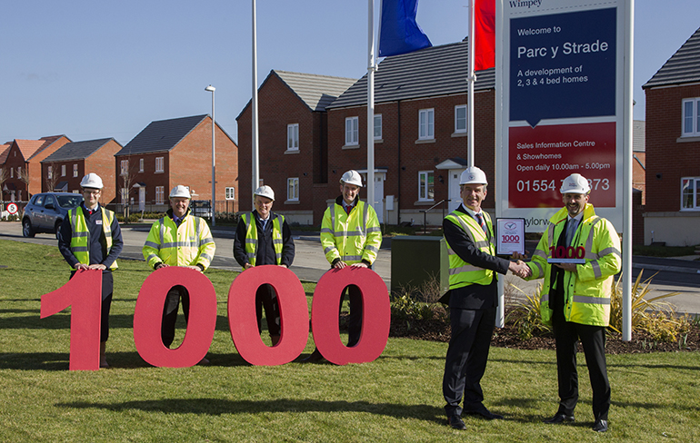 Taylor Wimpey contractor web