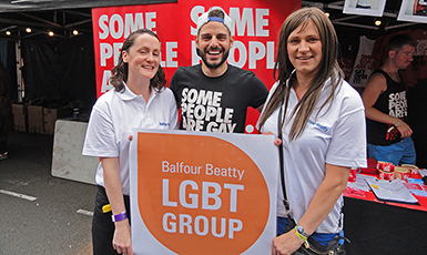 Balfour Beatty LGBT text1