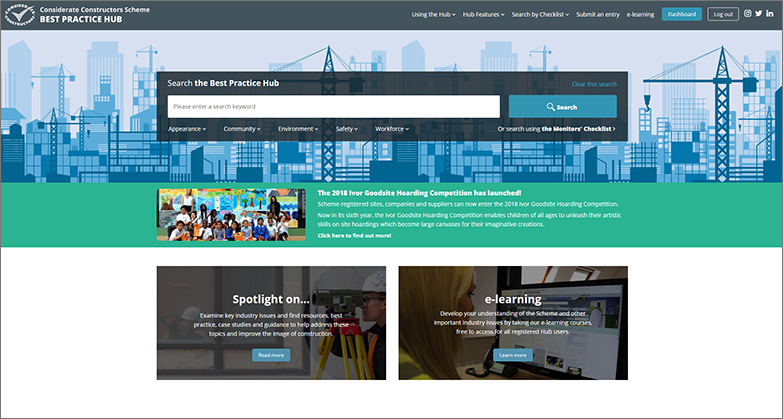 Best Practice Hub refreshed to improve user experience