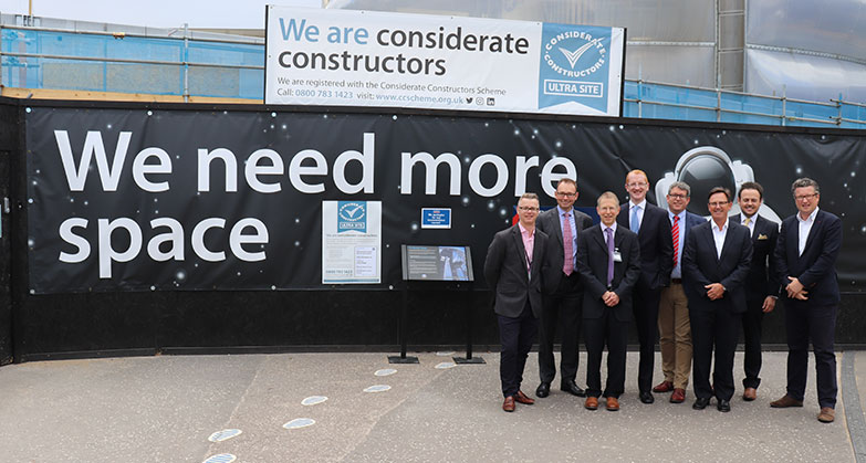 A giant leap for construction!