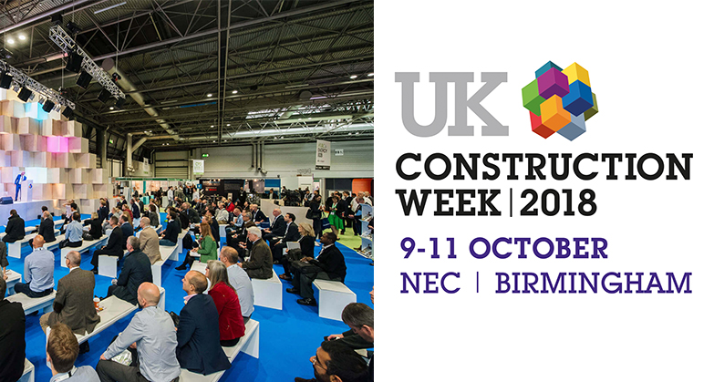Major trade show UK Construction Week joins Scheme