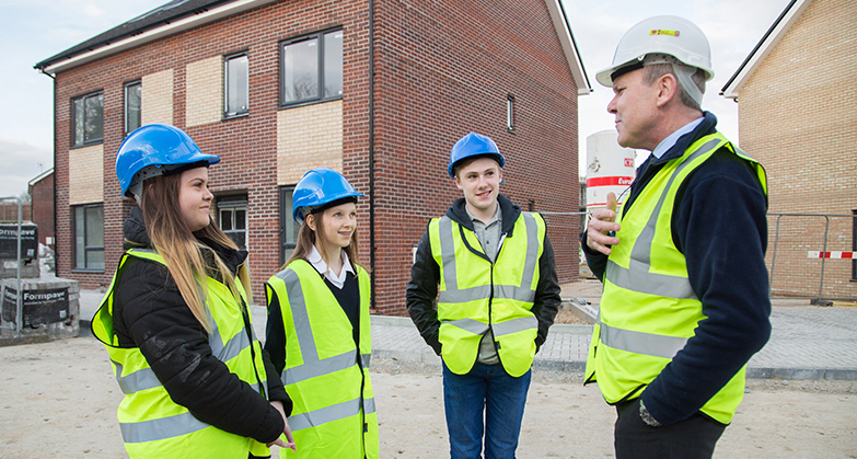 Scheme launches e-learning course to help the industry encourage young people into construction