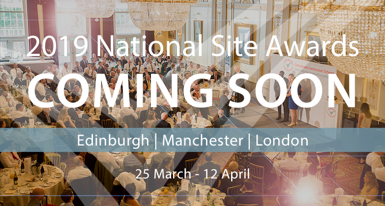 Coming soon - National Site Awards 2019!